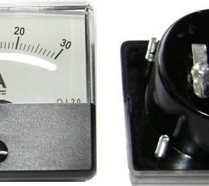 KSM30A 30Amp Moving Coil DC Meter