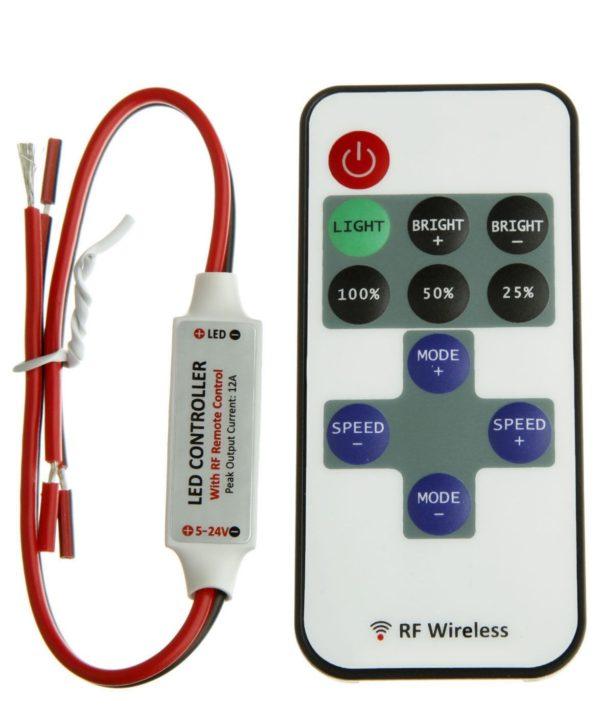 KSRCL-1T1R Transmitter Remote LED Controller Set