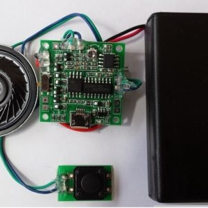 KSSM 300S 5 minute USB Player Module