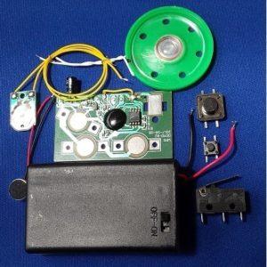 KSSM-60S MM 60 Sec. Modellers' Sound Recorder Kit