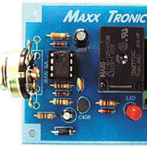 MXA041 Windshield Wiper Timer