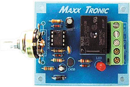 MXA041 Windshield Wiper Timer