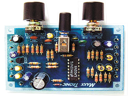 MXA043 5 Channel Mini Surround Sound Module
