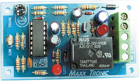 MXA049 Day- Night Activated Switch Module