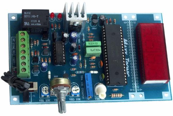 MXA052 Temperature Controller -20C to 100C
