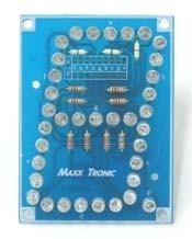"MXA001 3"" High Brightness 7 Segment Display"
