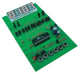 MXA069 4 Digit Up Down Presetable Counter Module
