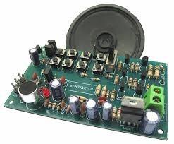 MXA110 8 MESSAGE SOUND RECORDER 680 secs