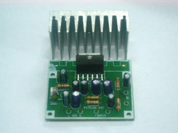 FK607 15Watt BLT Mono Audio Amplifier