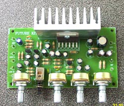 FK617 15W Mono Amp for Instruction Purposes