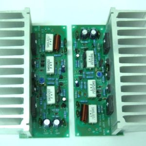FK 667 100 Watt per Channel Stereo Amplifier