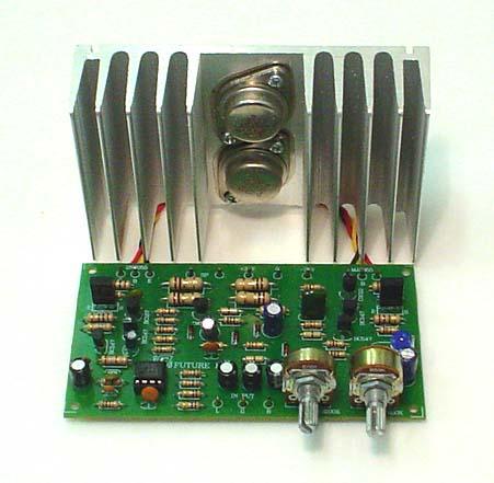FK671 48W Sub Woofer Amplifier (Single Channel)