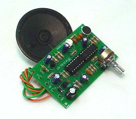 FK930 Human to Robot Voice Converter