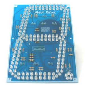 "MXA003 7"" High Brightness 7 Segment Display"