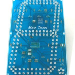 "MXA004 9"" High Brightness 7 Segment Display"