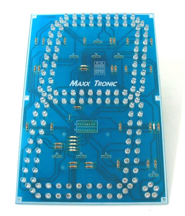 "MXA004 9"" High Brightness 7 Segment Display"