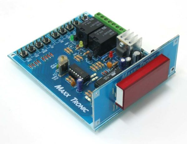 MXA021 Programmable Digital Timer