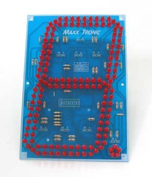 "MXA036 7"" 7 Segment LED Display"