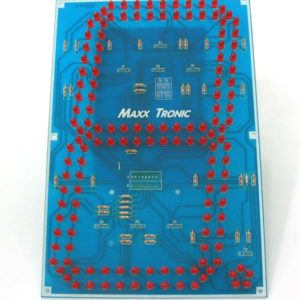 "MXA037 9"" 7 Segment LED Display"