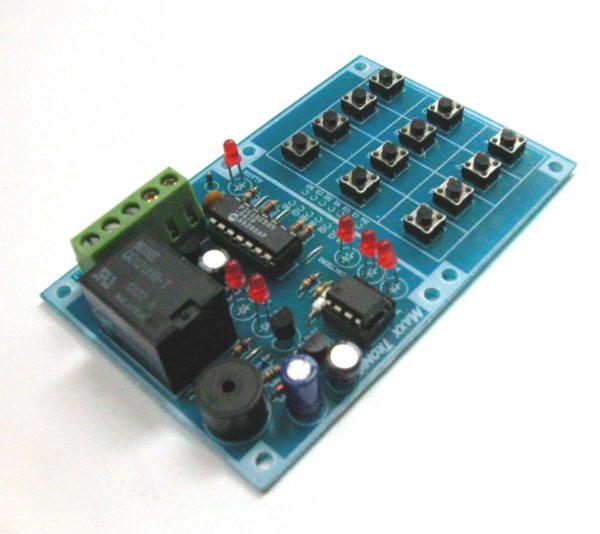 MXA054 Digital Code Keyboard