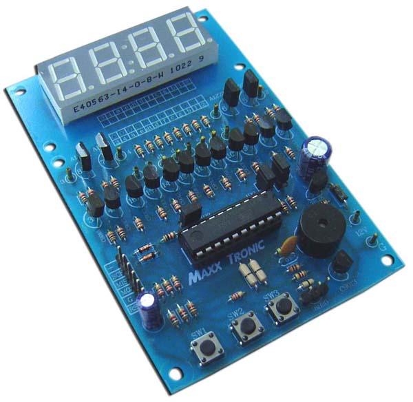 MXA084 Digital Temp. Monitor &Alarm -55C 125C